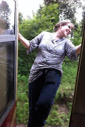 Bons train ride