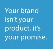 Brand callout