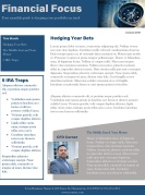 Newsletter Template - small